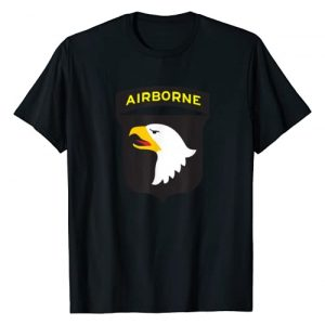 Army Airborne Tees For All Graphic Tshirt 1 101st Airborne Division Shirt