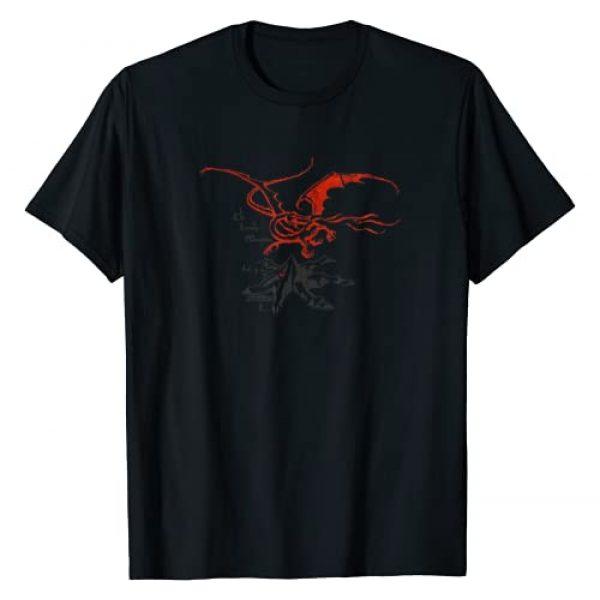 Warner Bros. Graphic Tshirt 1 Hobbit Smaug T-Shirt