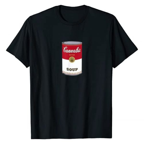Nomadic Creation Graphic Tshirt 1 Cannabis Soup T-Shirt