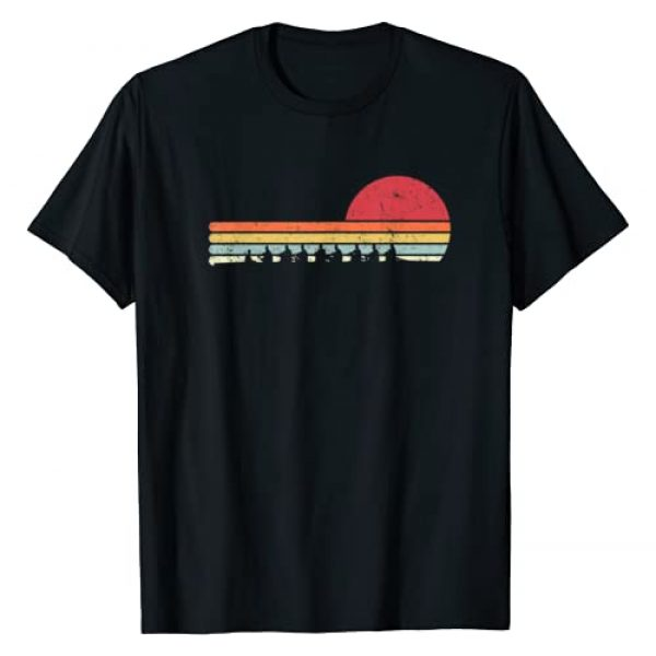 Pack A Punch Graphic Tshirt 1 Rowing Shirt. Retro Style T-Shirt For Rower