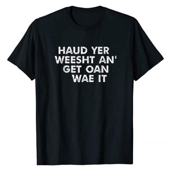 Funny Scottish Tshirts By DB Graphic Tshirt 1 Funny Scottish Tshirts Scotland Pride Scotsman Piper Gifts
