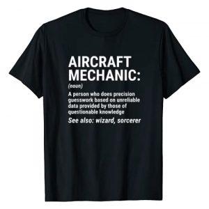 Aircraft Mechanic Definition Funny Mechanic Gifts Graphic Tshirt 1 Aircraft Mechanic Definition T-shirt Funny Mechanic Tee Gift