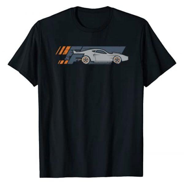 Fast & Furious Graphic Tshirt 1 Spy Racers F & F Logo T-Shirt