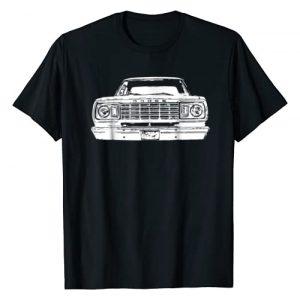 0260MediaLLC Graphic Tshirt 1 Classic Muscle Truck Shirt