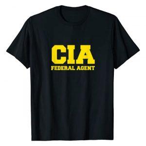 CIA T-Shirts & Gifts Graphic Tshirt 1 CIA T-Shirt