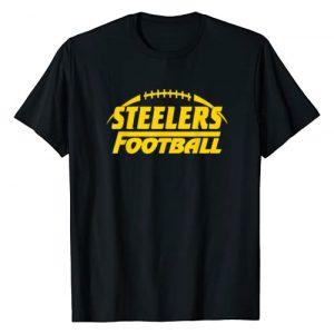 "EAST COAST DESIGNS NC Graphic Tshirt 1 ""STEELERS"" ""FOOTBALL"" T-Shirt"