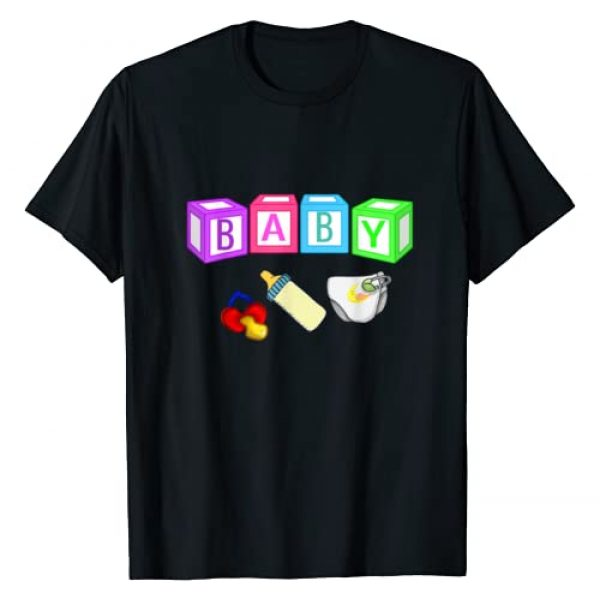 ABDL clothing Graphic Tshirt 1 Ageplay ABDL Baby T shirt