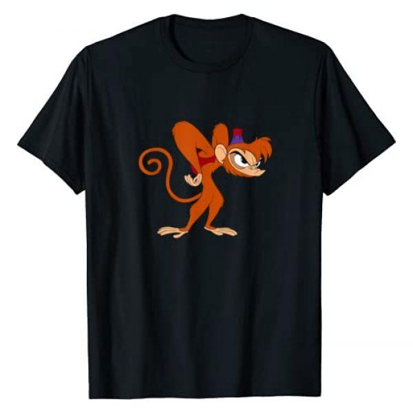 Disney Graphic Tshirt 1 Aladdin Angry Abu 90s T-Shirt