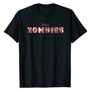 Disney Graphic Tshirt 1 Zombies Logo T Shirt