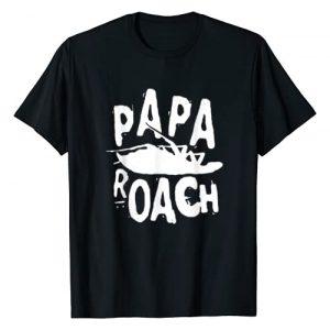 Papa Roach Graphic Tshirt 1 Classic Infest Logo - Official Merchandise T-Shirt