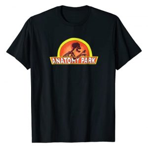 RICK AND MORTY Graphic Tshirt 1 Rick & Morty Anatomy Park T-Shirt