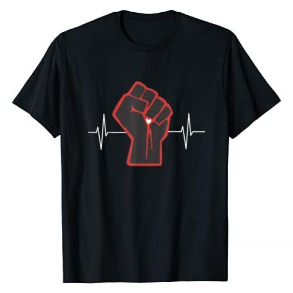 Go Red Heart Disease Awareness Month Designs Graphic Tshirt 1 Go Red Heart Disease Awareness Month T-Shirt