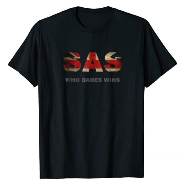 Special Air Service British Army Special Forces Graphic Tshirt 1 SAS Special Forces Vintage T-Shirt British Army