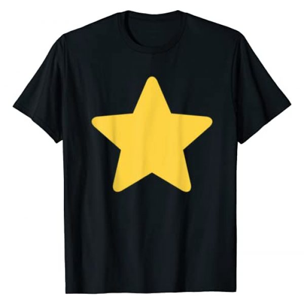 Cartoon Network Graphic Tshirt 1 CN Steven Universe Greg Universe Star T-Shirt