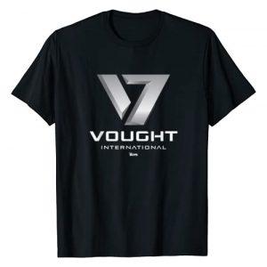 The Boys Graphic Tshirt 1 Vought International Logo T-Shirt