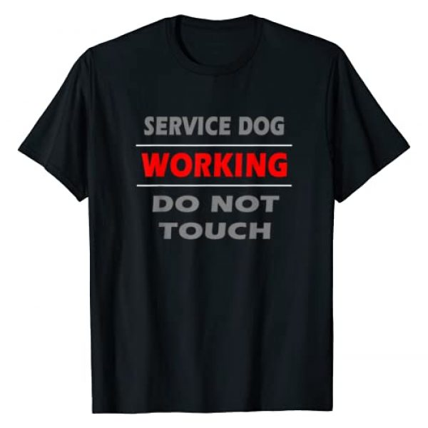 Dog Handler Tshirts Graphic Tshirt 1 Service Dog Trainers T Shirt Dog Handler Gift