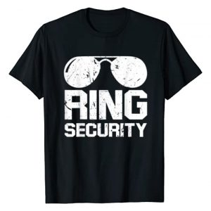Ring Security Shirts Wedding Party Graphic Tshirt 1 Ring Security Shirt Ring Bearer T-Shirt Boys Wedding Party T-Shirt