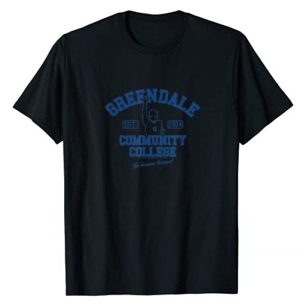Community Graphic Tshirt 1 Greendale Human Being T-Shirt