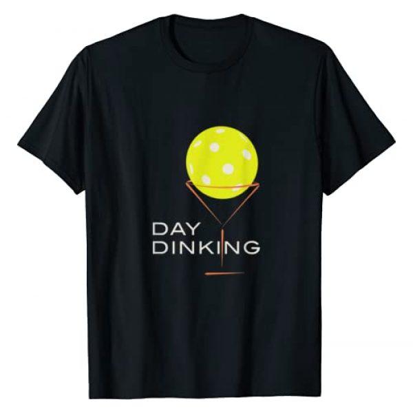 Whyitsme Design Graphic Tshirt 1 Funny Pickleball Day Dinking Martini Art, Pickleball Gifts T-Shirt