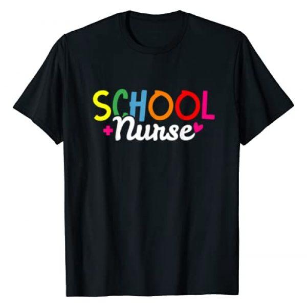 School Nurse Finds and Gifts Graphic Tshirt 1 School Nurse T-Shirt