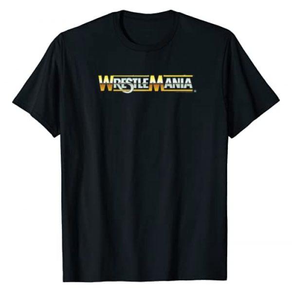 WWE Graphic Tshirt 1 Wrestlemania Logo