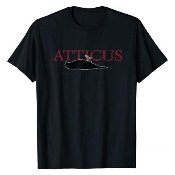 Atticus Clothing Graphic Tshirt 1 Mens ATTICUS 2001 Deadbird T Shirt (Original Print)
