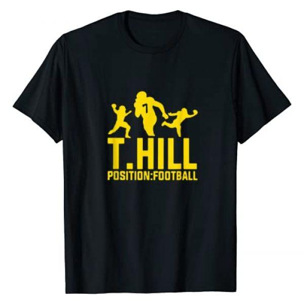 T.Hill Graphic Tshirt 1 Taysom.hill T-Shirt