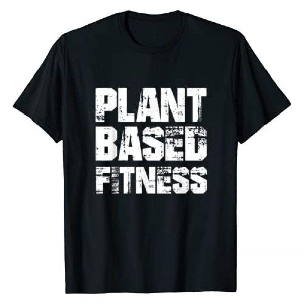 VEGANSHIRTZ Graphic Tshirt 1 PLANTBASED FITNESS Shirt - vegan plant based t-shirt