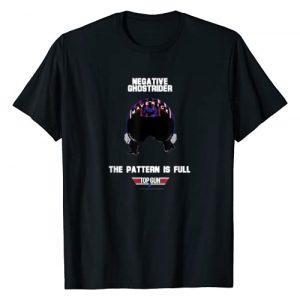 Top Gun Graphic Tshirt 1 Negative Ghostrider T-Shirt