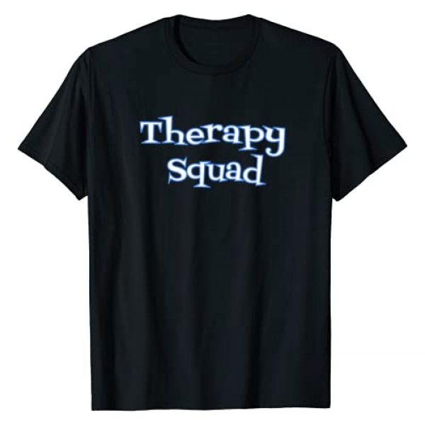 Rehab Therapy Graphic Tshirt 1 Therapy Squad T-Shirt