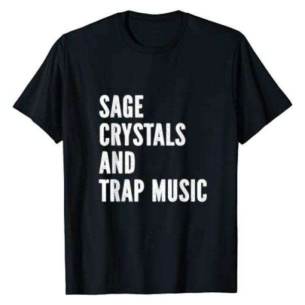 Sage Crystals Trap Music T Graphic Tshirt 1 Shirt Sage Crystals Trap Music Tshirt
