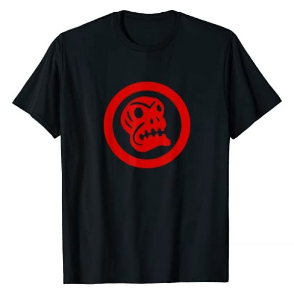 70s 80s Ska Punk Shirts Graphic Tshirt 1 Oingo Boingo Skull Logo T-Shirt