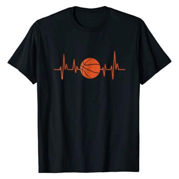 BBall Shirt Heartbeat Basketball Shirt Graphic Tshirt 1 BBall TShirt Heartbeat Basketball TShirt