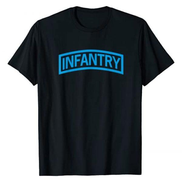 GS Military Designs Graphic Tshirt 1 Infantry Tab - US Army 11 Bravo T-Shirt