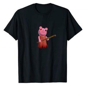 moonspace Graphic Tshirt 1 Piggy Roblx horror Game t shirt T-Shirt