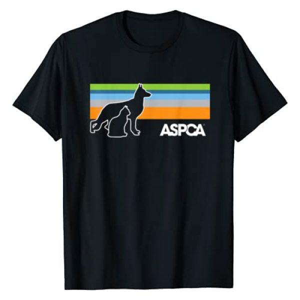 ASPCA Graphic Tshirt 1 Retro Dark T-Shirt
