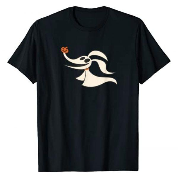 Disney Graphic Tshirt 1 Halloween Nightmare Before Christmas Zero T-Shirt