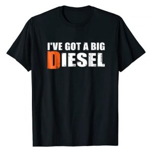 Diesel Graphic Tshirt 1 I've Got a Big Diesel, Big Rig 4wd Truck Gifts