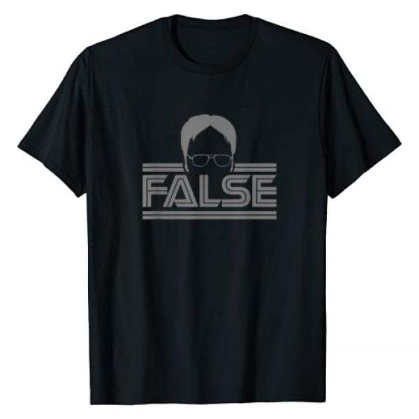 The Office Graphic Tshirt 1 False Gray Tonal T-Shirt