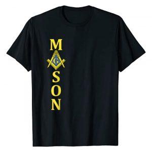 Masonic Shirts & Freemason Lodge Merch Graphic Tshirt 1 Masonic Shirt Mason Square & Compass Freemason