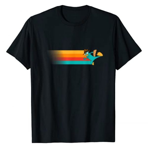 Disney Graphic Tshirt 1 Channel Phineas and Ferb Perry the Platypus T-Shirt