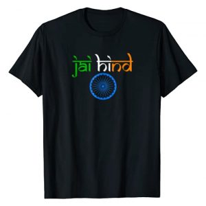 Indian Independence Freedom August 15th TShirts Graphic Tshirt 1 India Independence Tiranga Jai Hind Flag Freedom Day T-Shirt