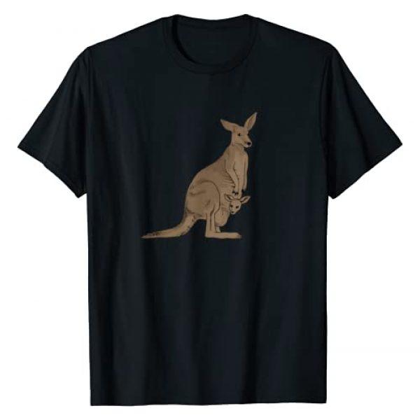 Kangaroo Clothing Graphic Tshirt 1 Kangaroo T-Shirt