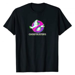 Ghostbusters Graphic Tshirt 1 Arcade No Ghost T-shirt