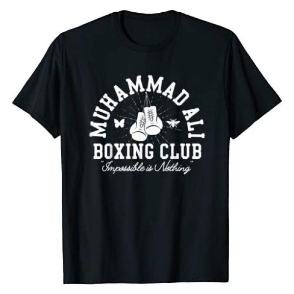 Muhammad Ali Graphic Tshirt 1 Boxing Club T-shirt