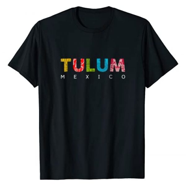 Tulum Mexican Vacation Apparel Graphic Tshirt 1 Tulum Mexico Vacation T-Shirt