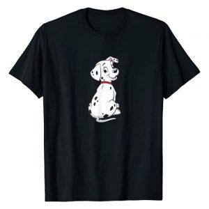 Disney Graphic Tshirt 1 101 Dalmatians Rolly's Back T-Shirt