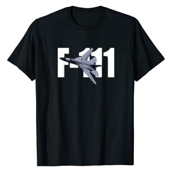F-111 Aardvark US Bomber Plane T shirt Graphic Tshirt 1 F-111 AADVARK US Bomber Plane Airplane T shirt T-Shirt