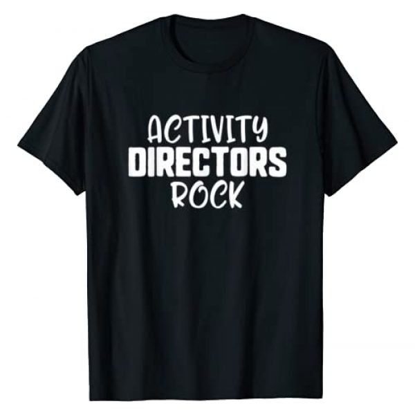 Activity Professionals Week Tees Co. Graphic Tshirt 1 Activity Professionals Week Activity Assistants Rock Gift T-Shirt