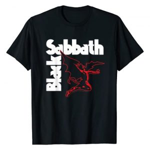 Black Sabbath Graphic Tshirt 1 Official Creature T-Shirt T-Shirt